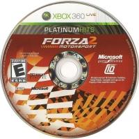 Forza Motorsport 2 - Platinum Hits Box Art