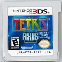 Tetris: Axis Box Art