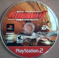 Burnout Revenge - Greatest Hits Box Art
