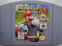 Mario Kart 64 - Players Choice (K-A rating) Box Art