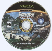 Far Cry: Instincts Box Art
