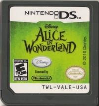 Alice In Wonderland Box Art