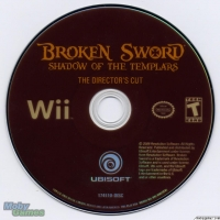 Broken Sword: Shadow of the Templars - The Director's Cut Box Art