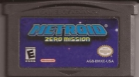 Metroid: Zero Mission Box Art