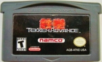 Tekken Advance Box Art