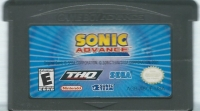 Sonic Advance Box Art