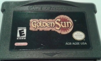 Golden Sun Box Art