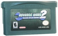 Advance Wars 2: Black Hole Rising Box Art