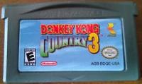 Donkey Kong Country 3 Box Art