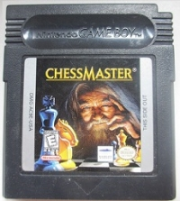 Chessmaster Box Art