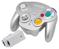 Nintendo WaveBird Wireless Controller (Platinum) Box Art