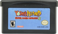 Super Mario Advance 3: Yoshi's Island Box Art