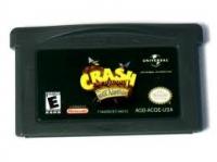 Crash Bandicoot: The Huge Adventure Box Art