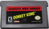 Donkey Kong - Classic NES Series Box Art
