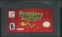 Frogger's Adventures: Temple of the Frog Box Art