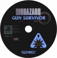 Biohazard: Gun Survivor Box Art