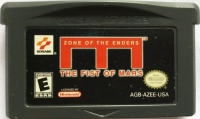 Zone of the Enders: The Fist of Mars Box Art