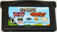 2 Games In 1 Double Value!: Cartoon Network Block Party / Cartoon Network Speedway Box Art