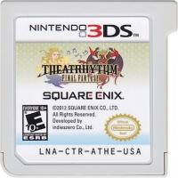 Theatrhythm Final Fantasy Box Art