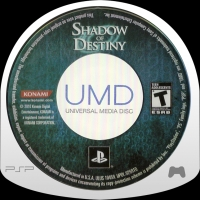 Shadow of Destiny Box Art