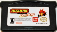 Digimon Racing Box Art