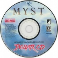 Myst Demo Box Art