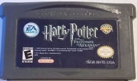 Harry Potter and the Prisoner of Azkaban Box Art