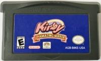 Kirby & the Amazing Mirror Box Art