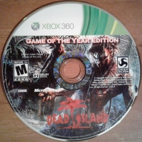 Dead Island - Game of the Year Edition Box Art