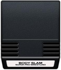 Body Slam! Super Pro Wrestling Box Art