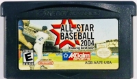 All-Star Baseball 2004 featuring Derek Jeter Box Art