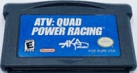 ATV: Quad Power Racing Box Art
