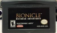 Bionicle: Matoran Adventures Box Art