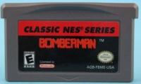 Bomberman - Classic NES Series Box Art