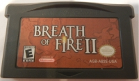 Breath of Fire II Box Art