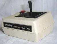 Tandy Deluxe Joystick Box Art