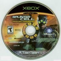 Tom Clancy's Splinter Cell: Pandora Tomorrow Box Art