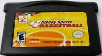 Disney Sports: Basketball Box Art