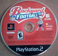 Backyard Football '09 Box Art