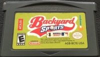 Backyard Sports Baseball 2007 Box Art