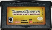 Pirates of the Caribbean: The Curse of the Black Pearl Box Art