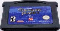 Disney's Treasure Planet Box Art