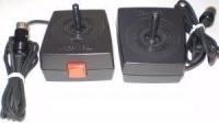 Radio Shack 2 Joystick Controllers Box Art