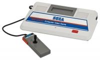 Sega SG-1000 (blue stripe) Box Art
