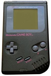 Nintendo Game Boy (Black) Box Art