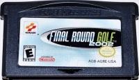 ESPN Final Round Golf 2002 Box Art