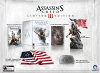 Assassin's Creed III - Limited Edition Box Art