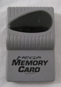 Mega Memory Card Box Art