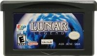 Lunar Legend Box Art