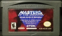 Masters of the Universe Interactive - He-Man: Power of Grayskull Box Art